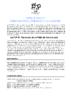 PJP49 – Appel à projet #6